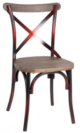 chair-antique-red